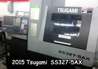 CNC Swiss Tsugami SS 327
