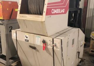 25 Hp 16″ X 20″ Cumberland Model 1620 Granulator