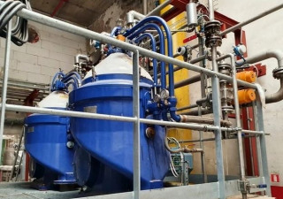 ALFA LAVAL MAPX 313TGT-24-50 CENTRIFUGES