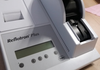 Roche Reflotron Plus WORKING CONDITION