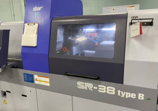 Star CNC SR-38 Type B Swiss Screw Machine