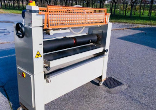 2 Rollers Automatic Gluing Machine
