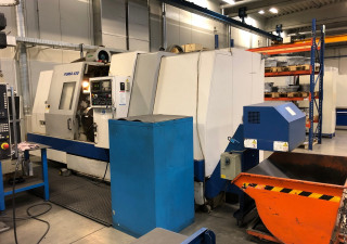 CNC turning lathe DOOSAN - PUMA 450 Ø 900 x 1000 mm  6351