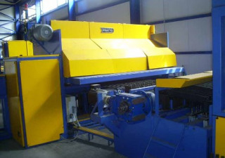 Pratto Mesh Welder, Model Starweld POB-36-2100