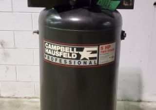 Compresseur d'air portable Campbell Hausfeld 5Hp