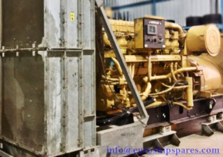 Caterpillar 3512B Low Running-1354hrs, Year 2012 Radiator Cooled Caterpillar Diesel Generator set For Sale Only 1354 Running Hour Since Original in In