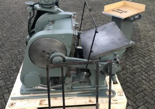 Crosland TXE  Platenpress - diecutter