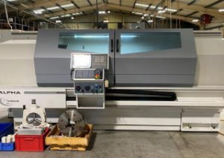 Harrison Alpha 1550Xs Cnc Lathe X 2000Mm (2018)