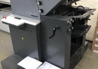 Heidelberg  PM46-2  Printingmachine - Two Colour