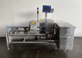 Garvens S3 metal detector checkweigher