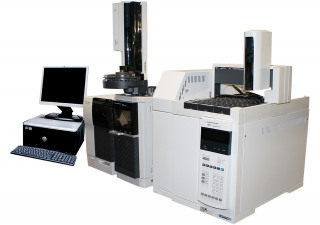 Agilent Intuvo 9000 GC with 5977B MSD, 7697A Headspace Sampler, G4567A System