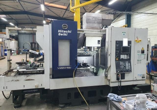 Machining center HITACHI SEIKI VS 50 year 2002