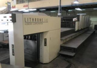 Komori LS 540 CX (2007)