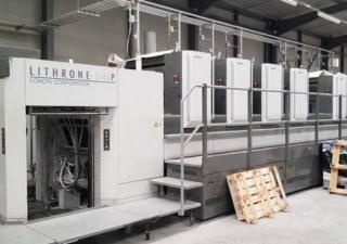 Komori LS 840 P (2008)