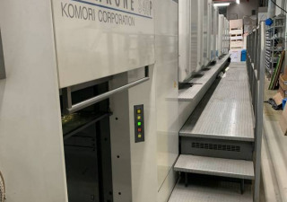 Komori LS 840 P H UV (2010)