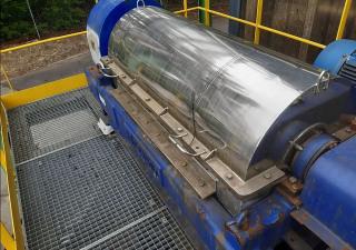 SUPER-D-CANTER PM 35000  PENNWALT SHARPLES STOKES DECANTER