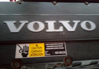 Volvo diesel power generator