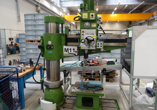 Tailift TPR-1230H Radial Arm Drilling Machine with Hydraulic Clamping