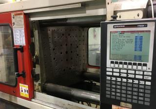 Used 225 Ton Cincinnati Milacron Mt225 Injection Molding Machine