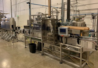 Filling Line, Can, Cold Brew, Pasteurizer, Filler, Seamer,