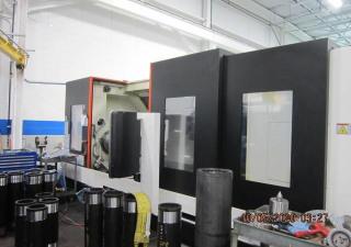 (2012) Centre de fraisage / tournage CNC Mazak St500M / 4000. Inventaire # 1161720