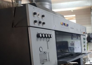 Offset 10 colors Heidelberg Speedmaster 102-10P6