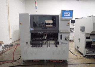 Universal Advantis AX-72E 4984B Placement Machine (2007)