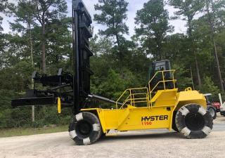 2006 Hyster H1150HD-CH Chariot porte-conteneurs à 5 mâts à charge élevée