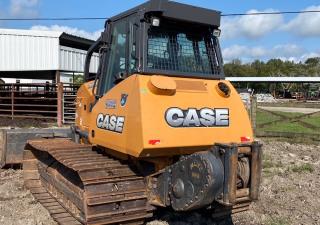 Tracteur sur chenilles Case Dozer 850M WT LT 2015