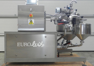 vacuum processing plant type A-50,