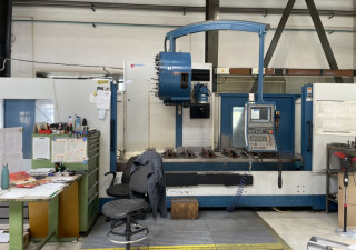 Centre d'usinage CNC Elevate Model G Master 31, 4 Axes, X 3000 Mm
