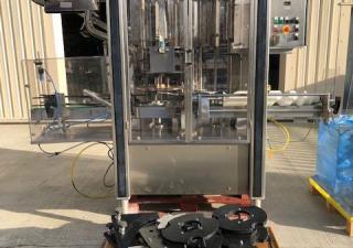 Machine de capsulage à trois têtes entièrement automatique Zalkin modèle CA3 360NG