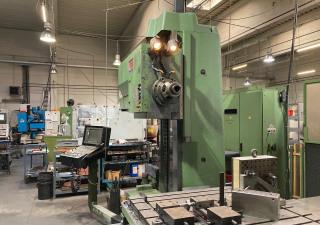 TOS VARNSDORF - WH 10 CNC Horizontal borer 1250 x 900 x 630 x 1000 mm