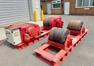 Used 100 Ton Conventional Welding Rotators