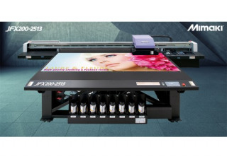 MIMAKI JFX200-2513 Best Flatbed UV LED Printer