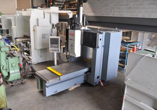 Bergonzi Synthesis, X: 2000 - Y: 1100 - Z: 450 mm Portal milling machine
