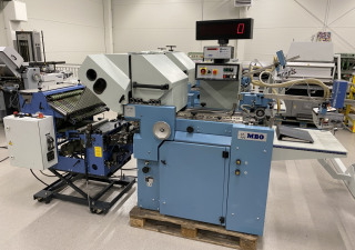 Folding machine MBO T460/4F