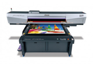 Mimaki JFX-1615 plus Flatbed Inkjet Printe