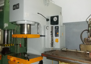 Veb Wema Zeulenroda PYE 160 S1M metal press