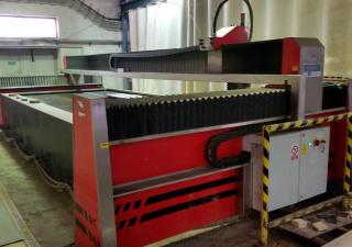 Waterjet cutting machine Rychlý TOM AOS STD
