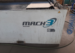 Plasma / gas cutting table FLOW - MACH3 3020B  CNC Waterjet 3000 x 2000 x 4000 Bar 6372 = Mach4metal