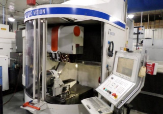 Walter Vision Cnc Tool & Cutter Grinder, New 2007