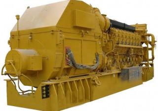 2012 Caterpillar - 6500 KVA