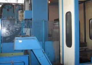 Cnc Table Boring Machine - Pama Machining Center Model: At 130/3