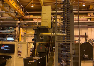 DÖRRIES VCE2400 TWIN PALLET VERTICAL CNC Turning & Milling Center