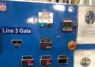 Used Gala Model 6 Underwater Pelletizer