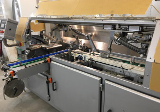 Overhauled Hartmann GBK-420 Automatic Bread Packing Machine