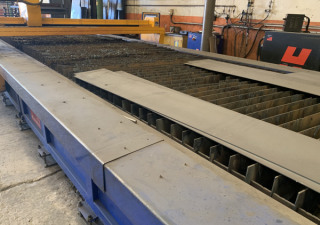 MICROSTEP HS 6001 Plasma cutting machine