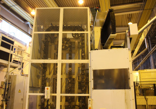 O-M OMEGA 70MS VERTICAL CNC Turning & Milling Center