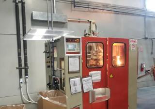 Used Sidel Sbo 1 Reheat Stretch Blow Molding Machine